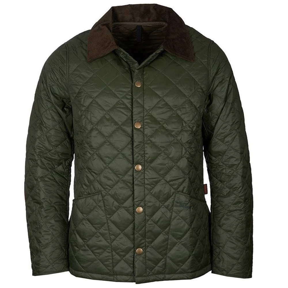Barbour Heritage  Olive