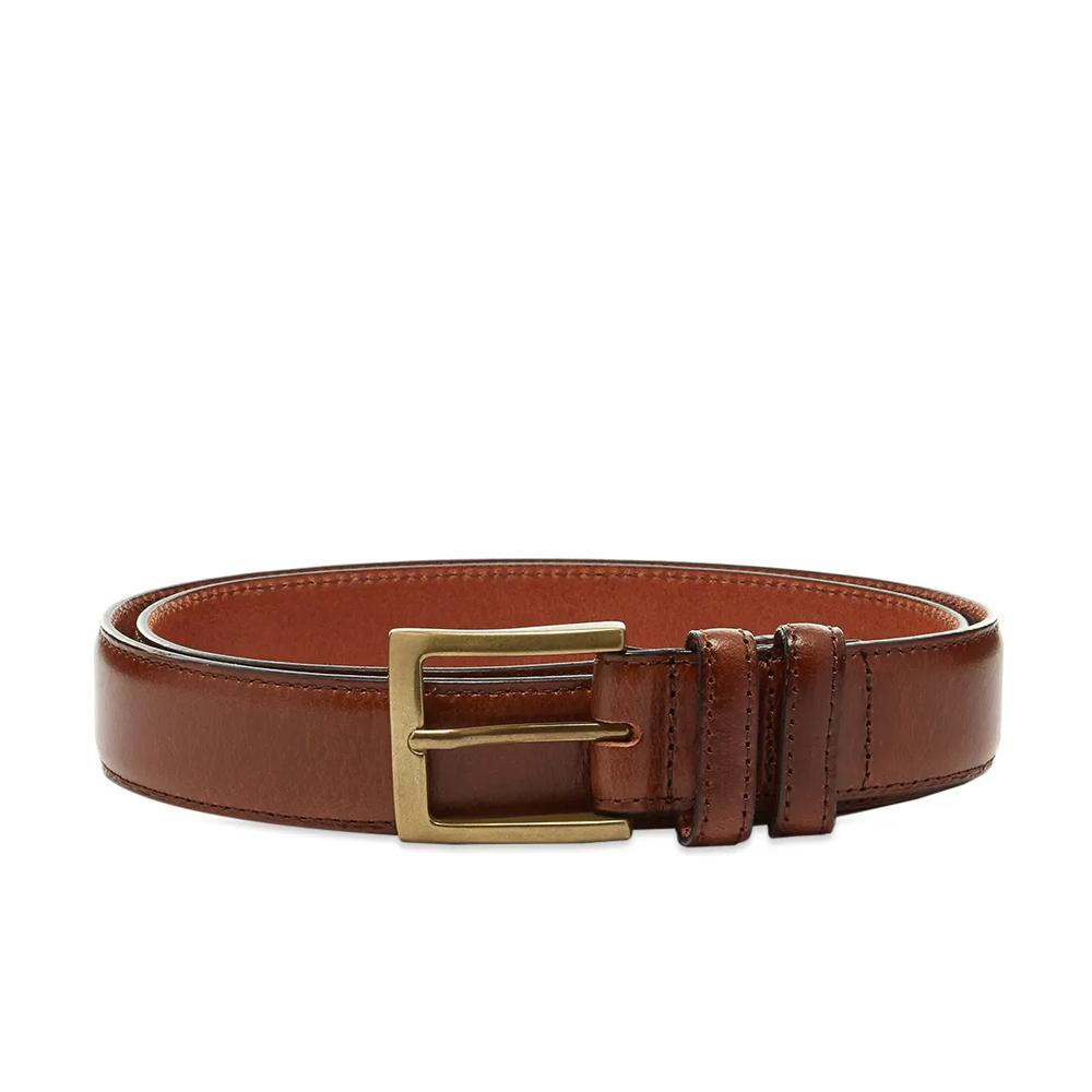 Barbour Belt Gift Box Brown