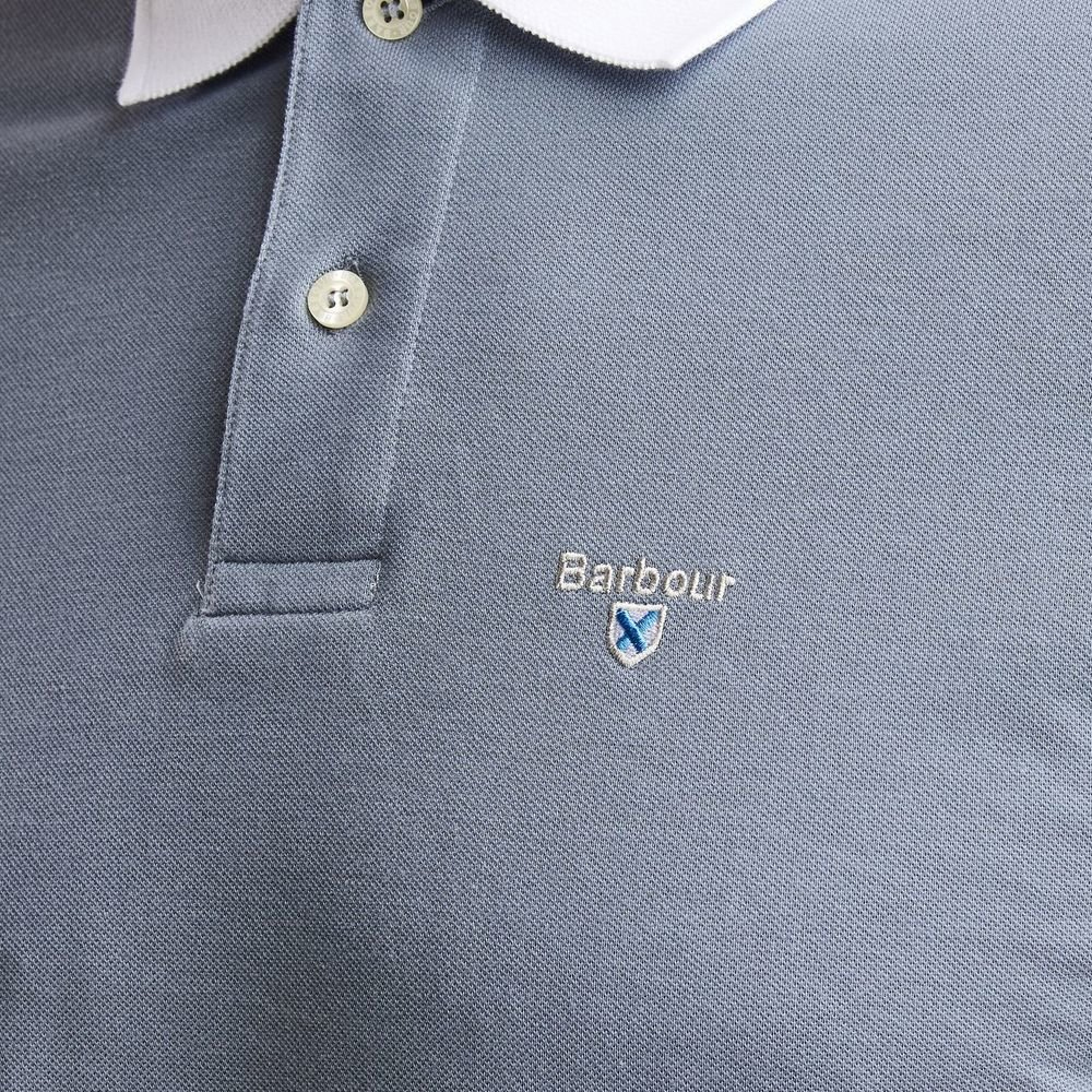 Barbour Lynton Polo  Blue