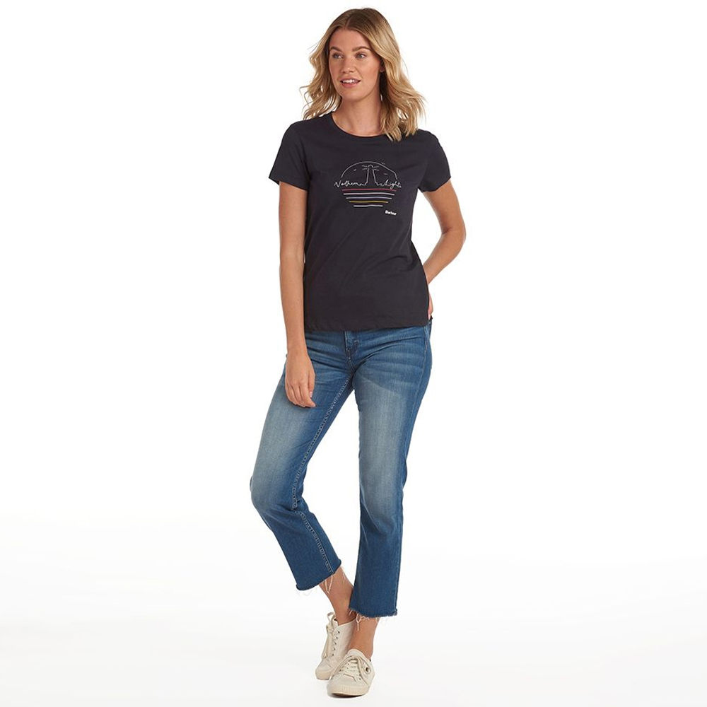 Barbour Auklet Tee Navy