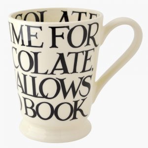 Emma Bridgewater Black Toast All Over Cocoa Mug