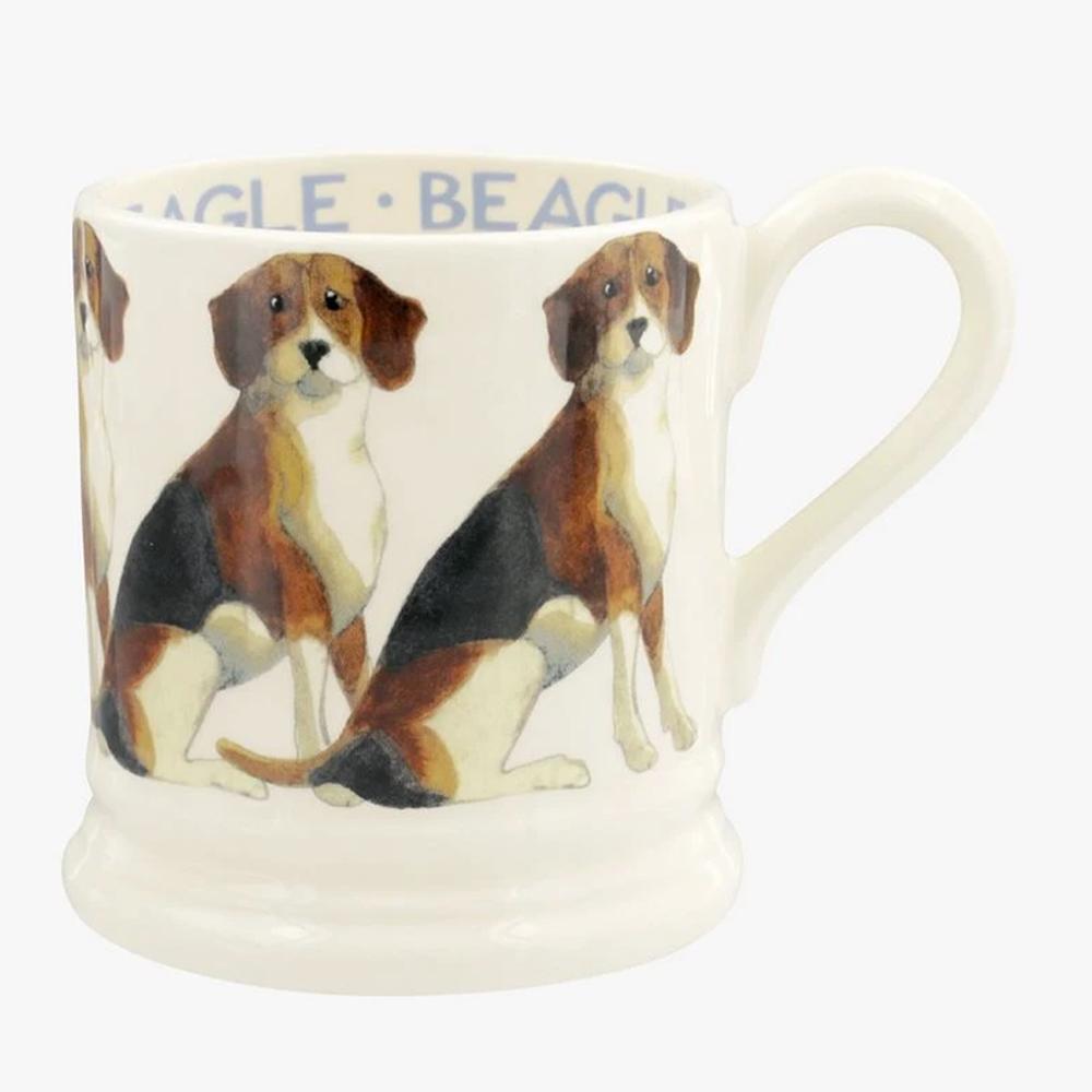 Emma Bridgewater' Dogs Beagle 1/2 Pint Mug