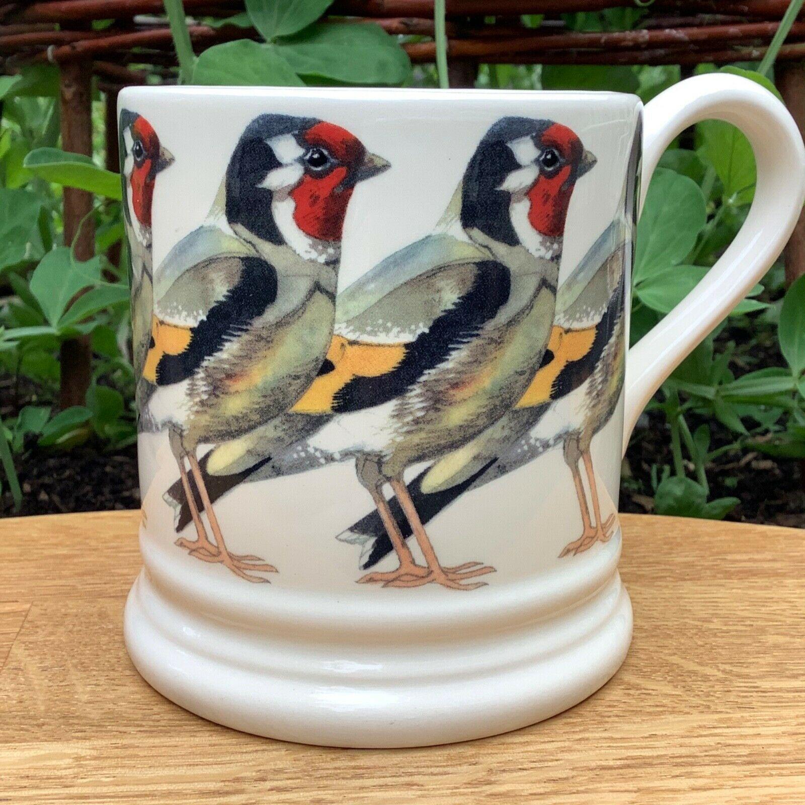 Emma Bridgewater Goldfinches 1/2 Pint Mug