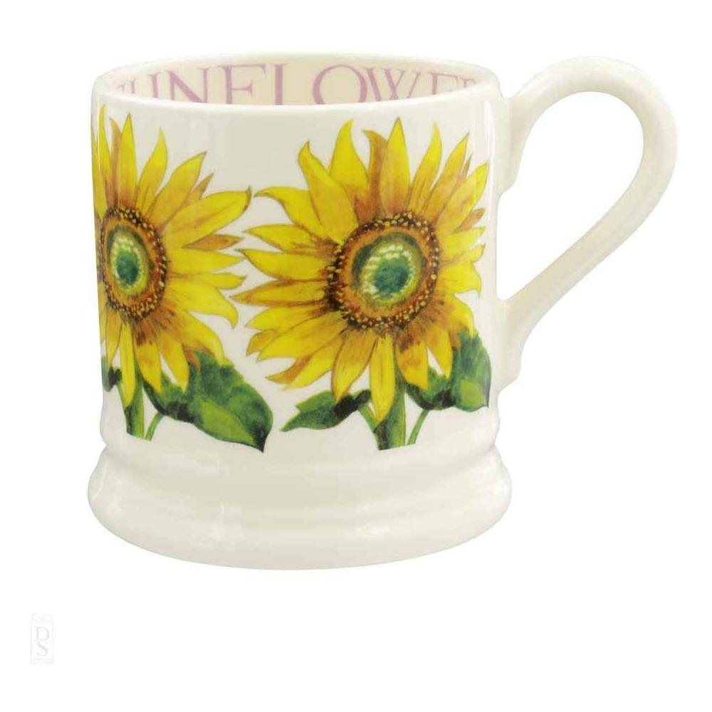 Emma Bridgewater Emma Bridgewater Sunflower 1/2 Pint Mug