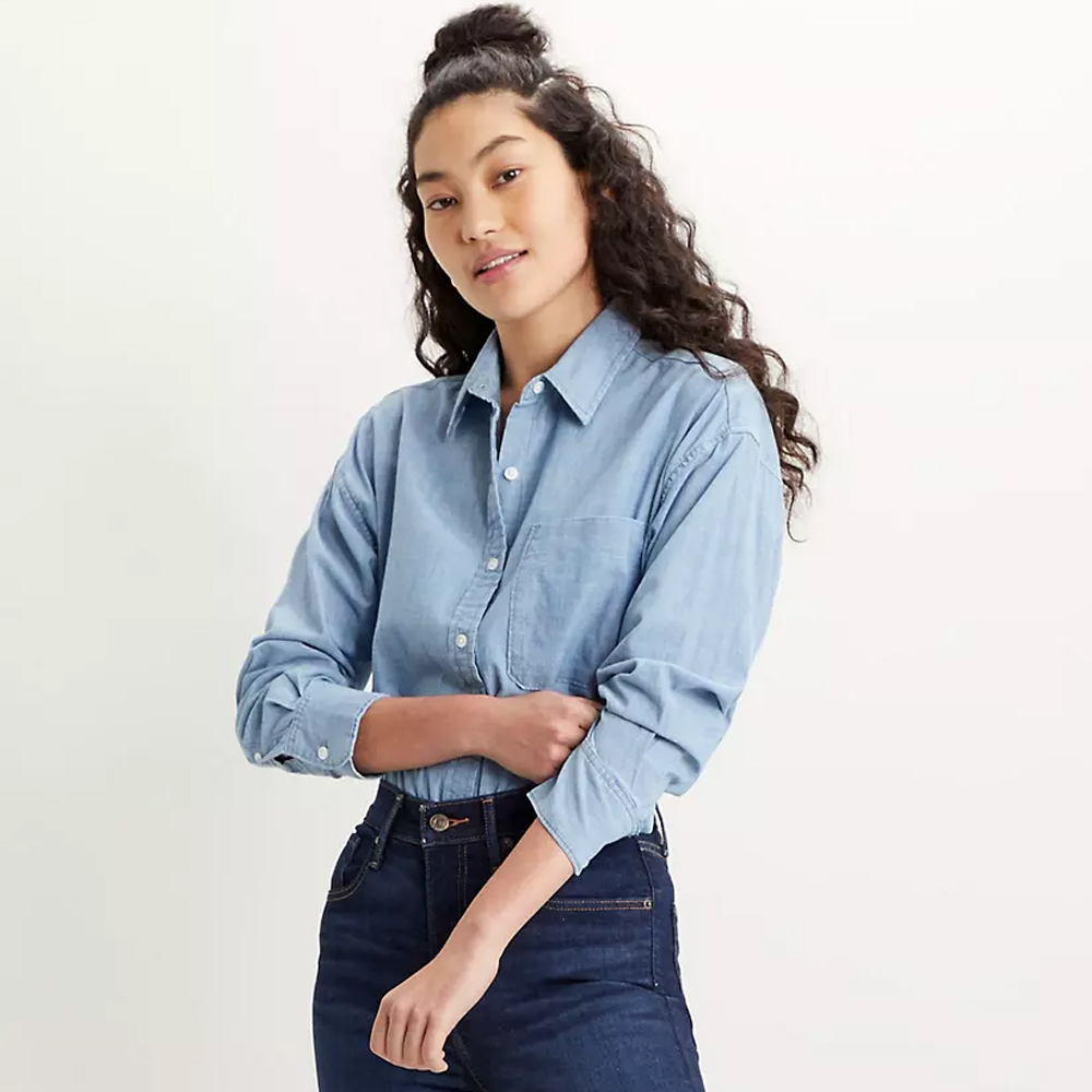 Levi's® The Relaxed Shirt Road Runner