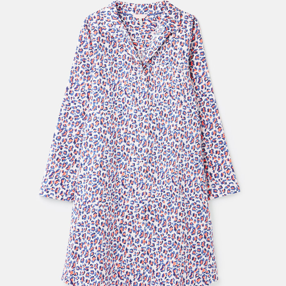 Joules Verity Woven Nightshirt