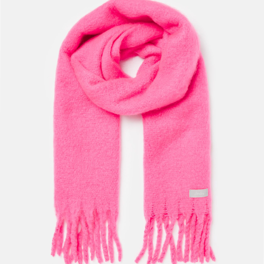 Joules Celena Warm Brushed Scarf