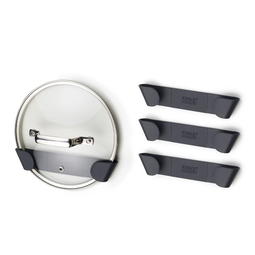 Joseph Joseph CupboardStore™ Set of 4 Pan Lid Holders