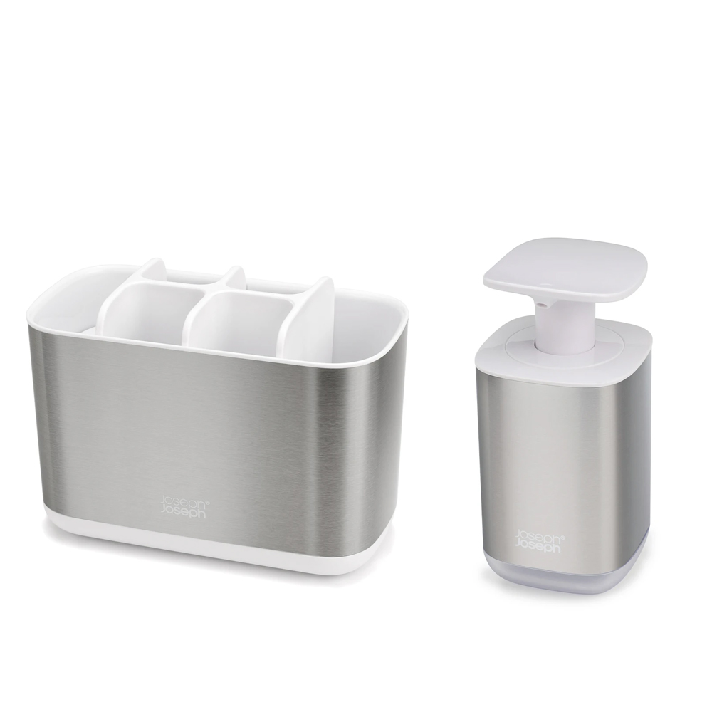 Joseoh Joseph 2-piece Bathroom Sink Set