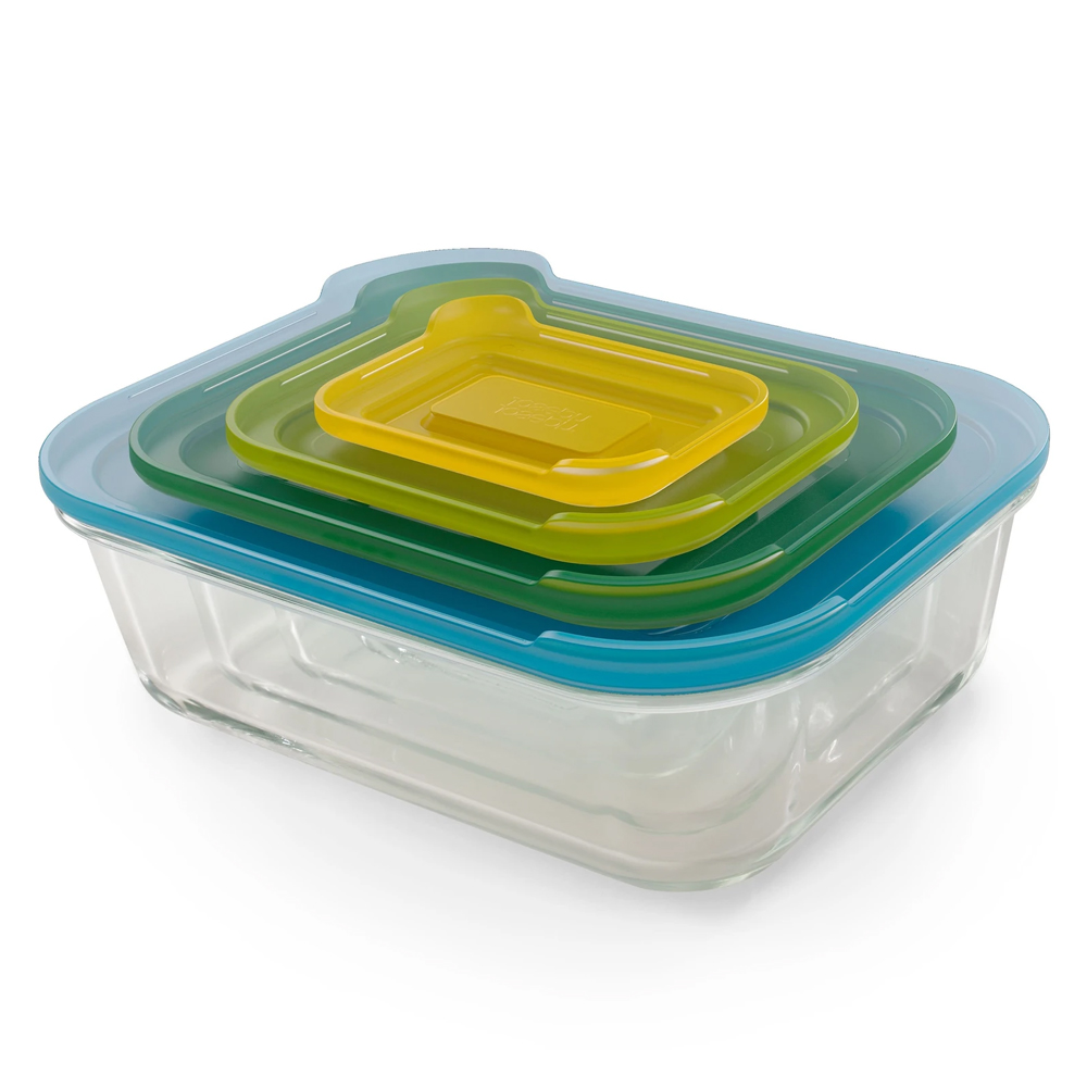 Joseph Joseph Nest™ Glass Food Storage Set