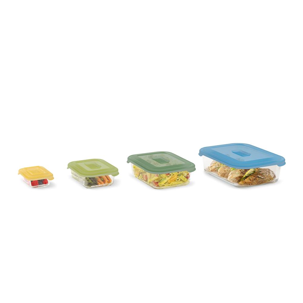 Joseph Joseph Nest™ Glass Food Storage Set