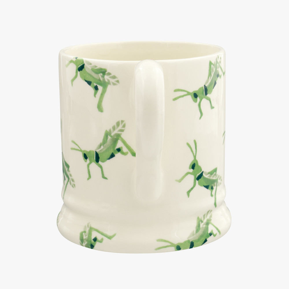 Emma Bridgewater Insects Grasshopper 1/2 Pint Mug