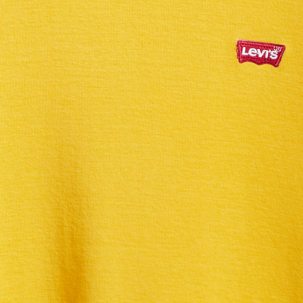 Long Sleeve Baby Tee Coast Gold