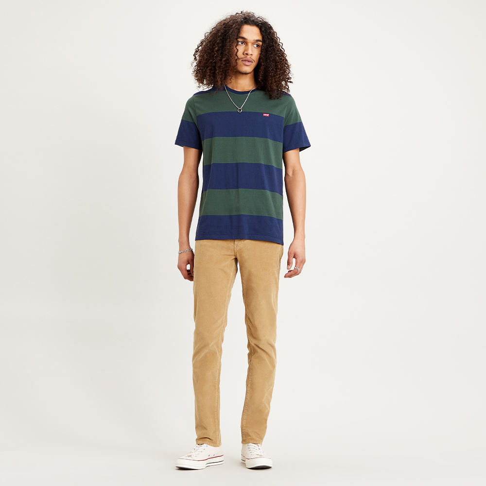 Levi's® The Original HM Tee Rugby Stripe Blue