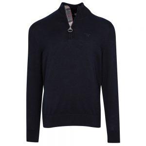 Barbour Tain Half Zip Sweater