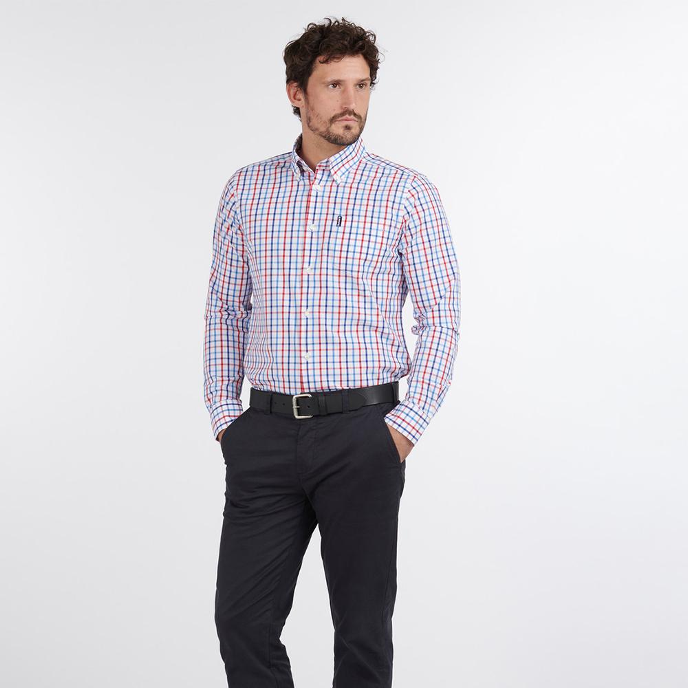Barbour Tattersall 15 Tailored Shirt