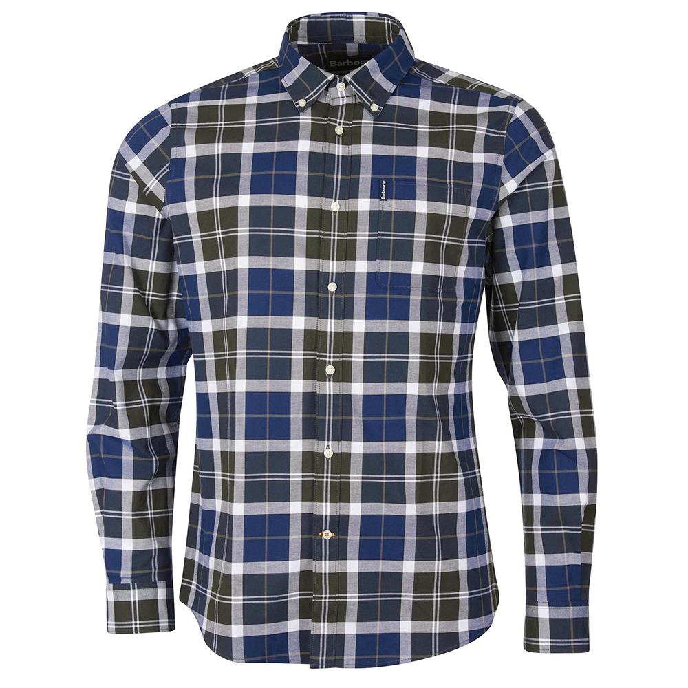 Barbour Tartan 11 Tailored Shirt