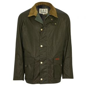 Barbour Alderton Lightweight Waxed Jacket