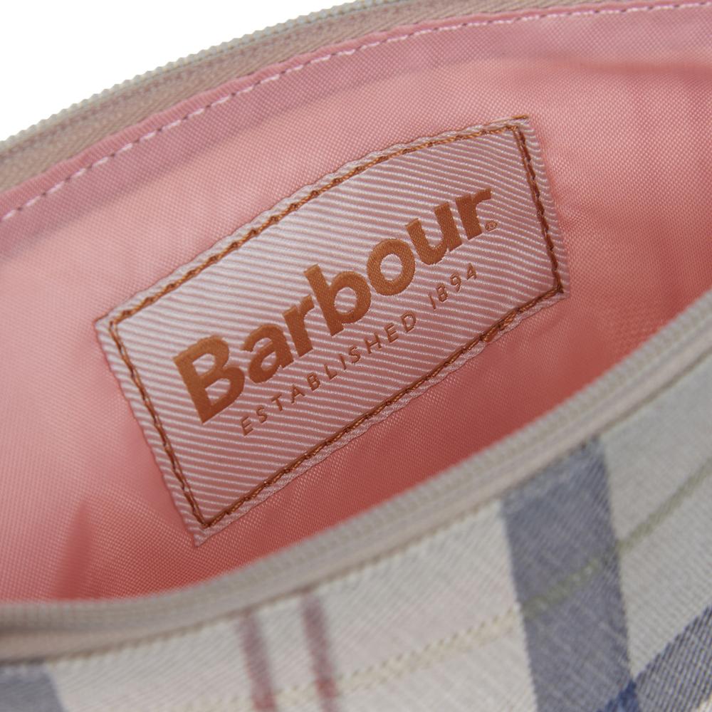 Barbour Ladies Tartan Pouch Set