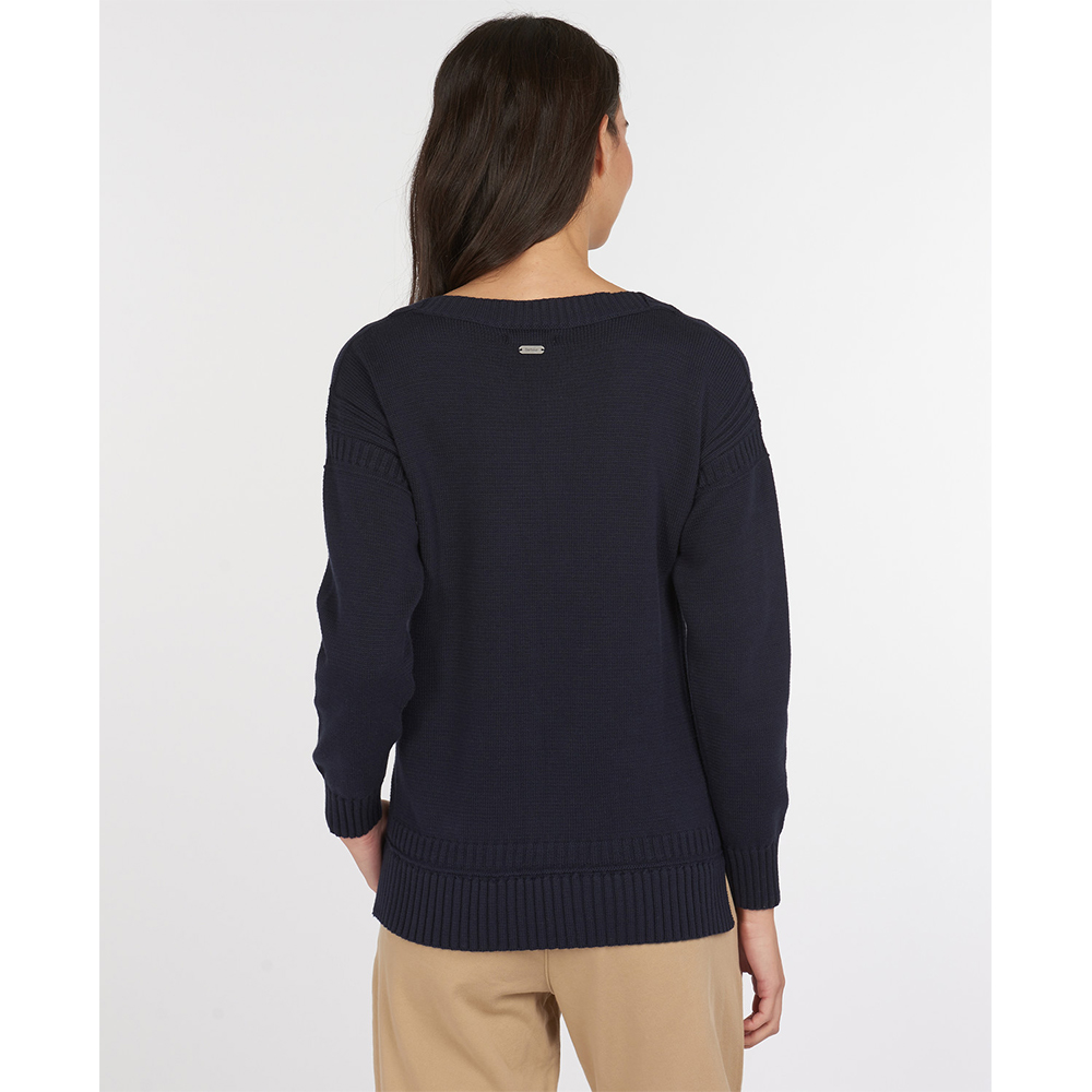 Barbour Sailboat Kn Navy       Navy/8