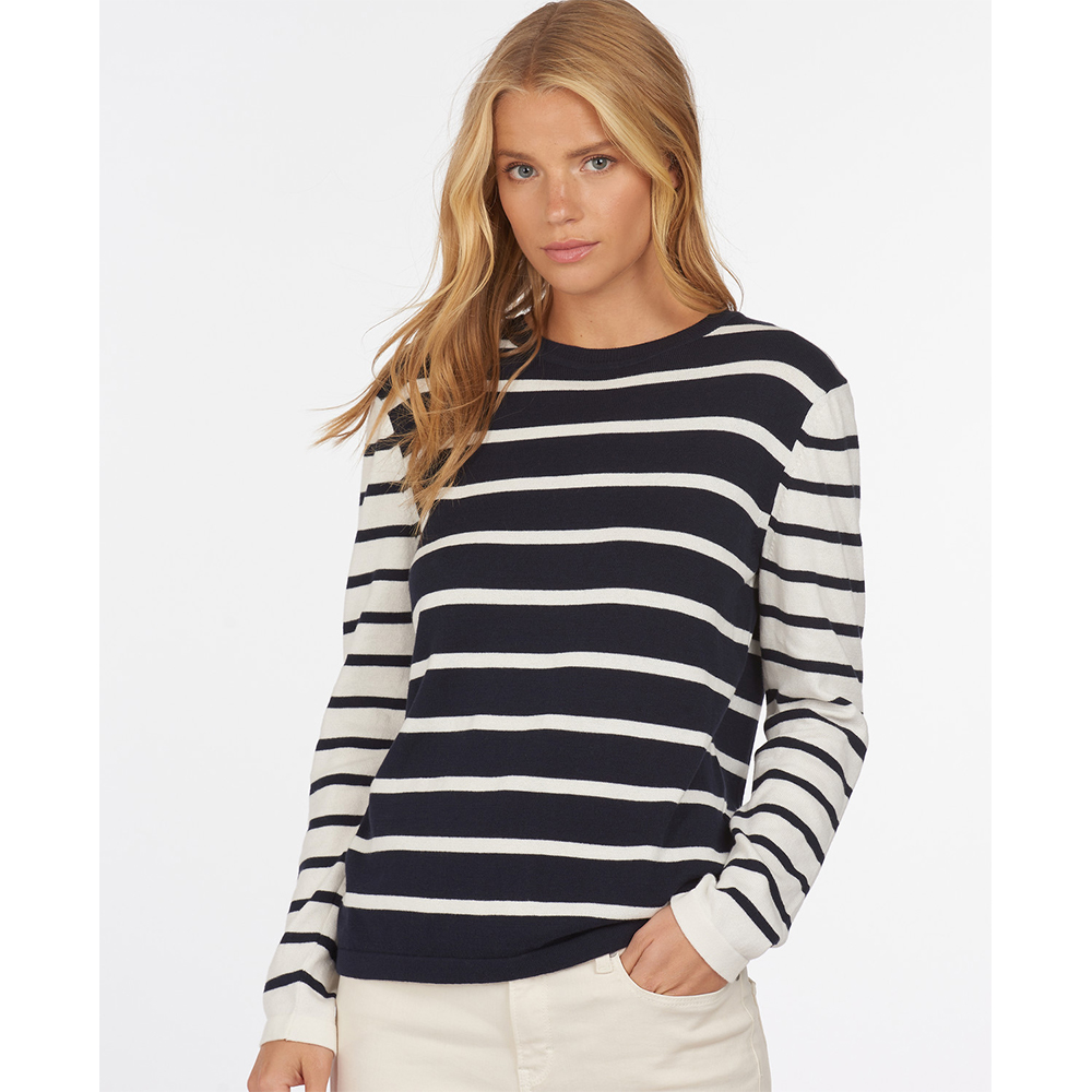 Barbour Padstow Knit   Navy    Navy/8