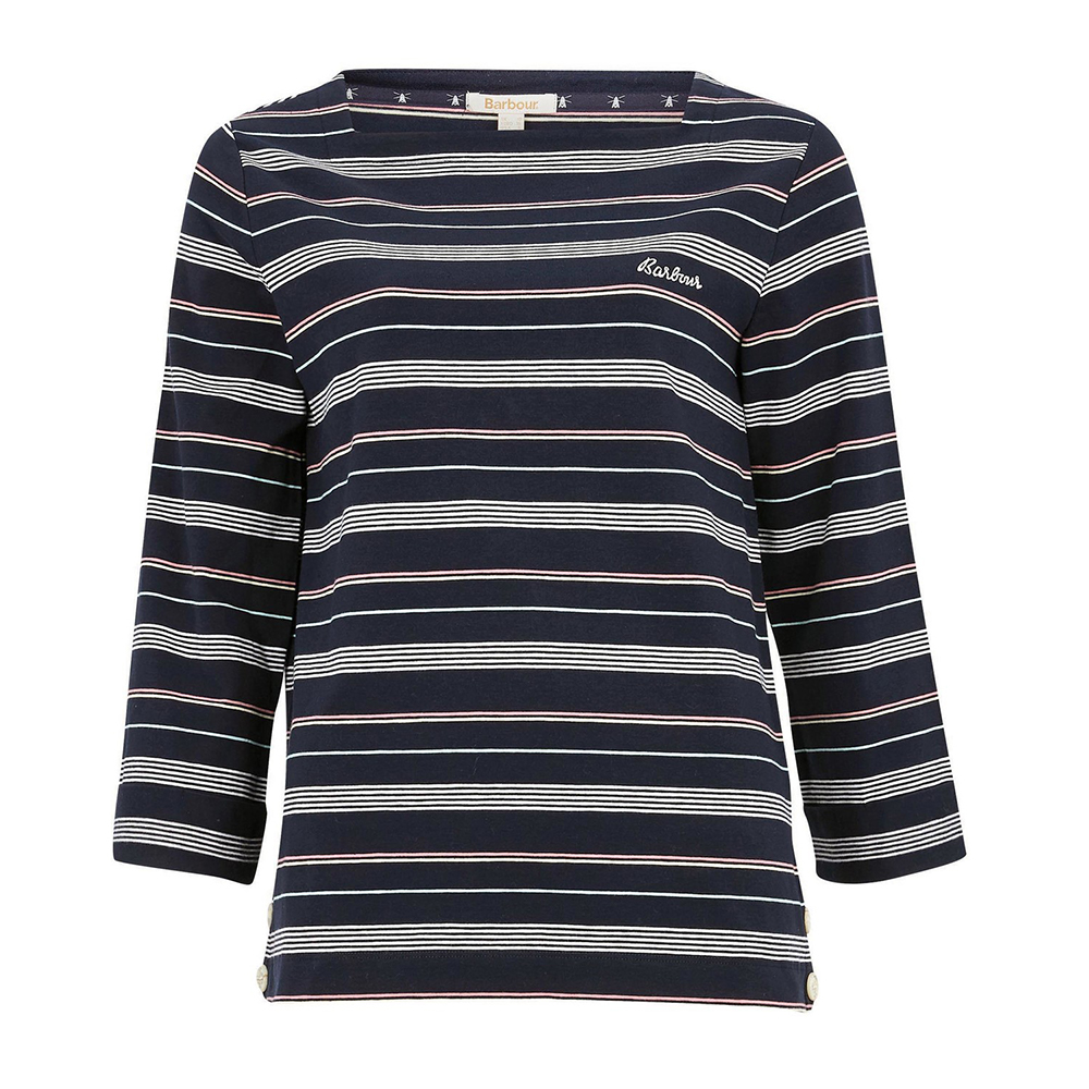 Barbour Merseyside Top Navy St Navy Stripe/8