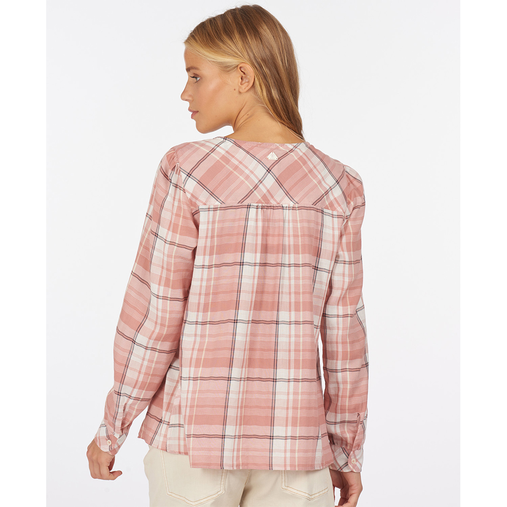 Barbour Barrier Top    Multi C Multi Check/8