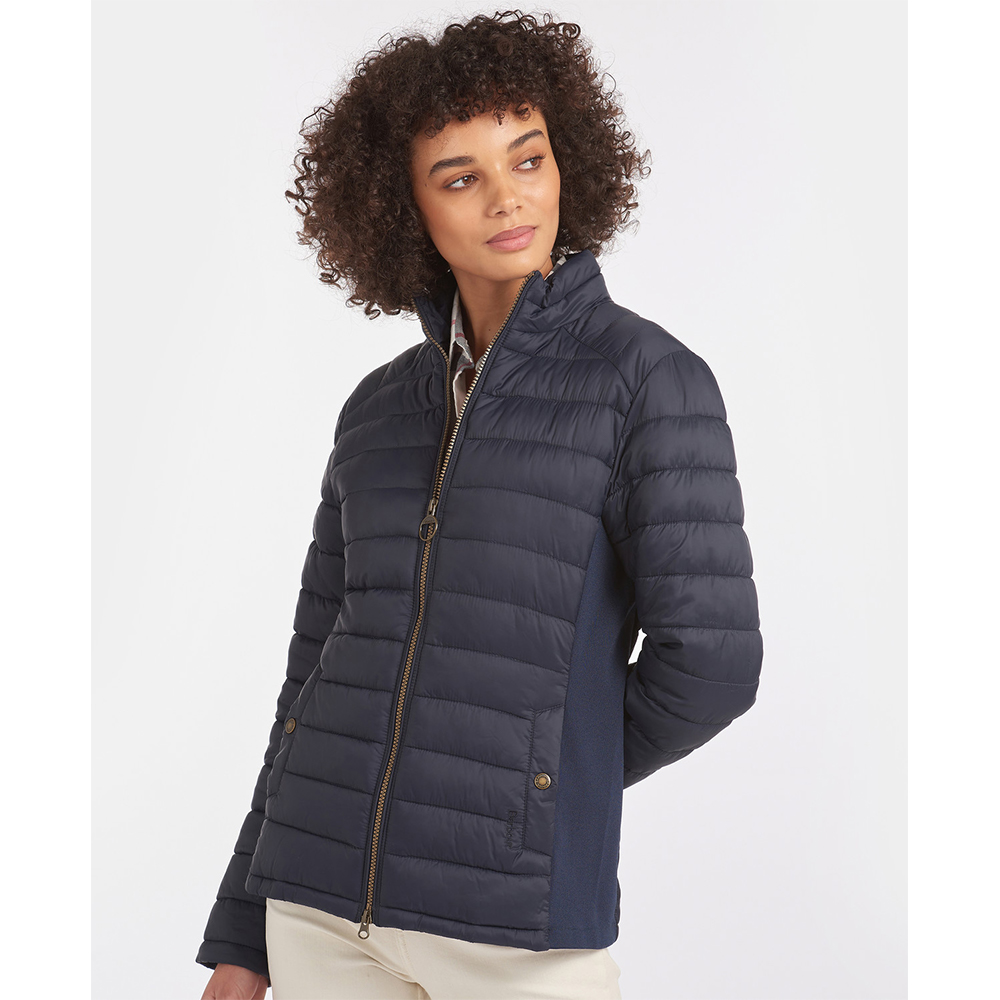 Barbour Ashridge Qu Navy       Navy/8