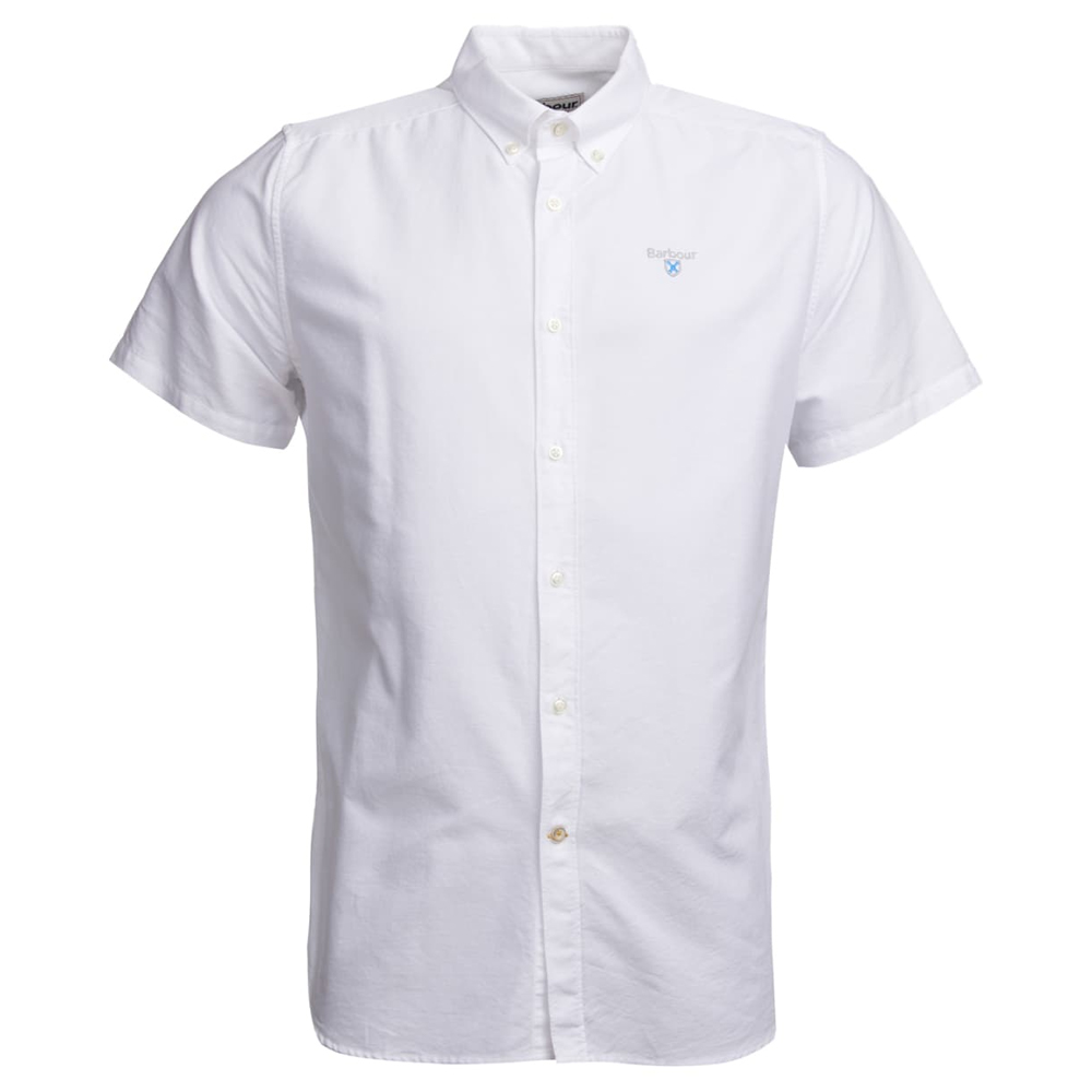 Barbour Oxford 3 Short Sleeved Tailored Shirt