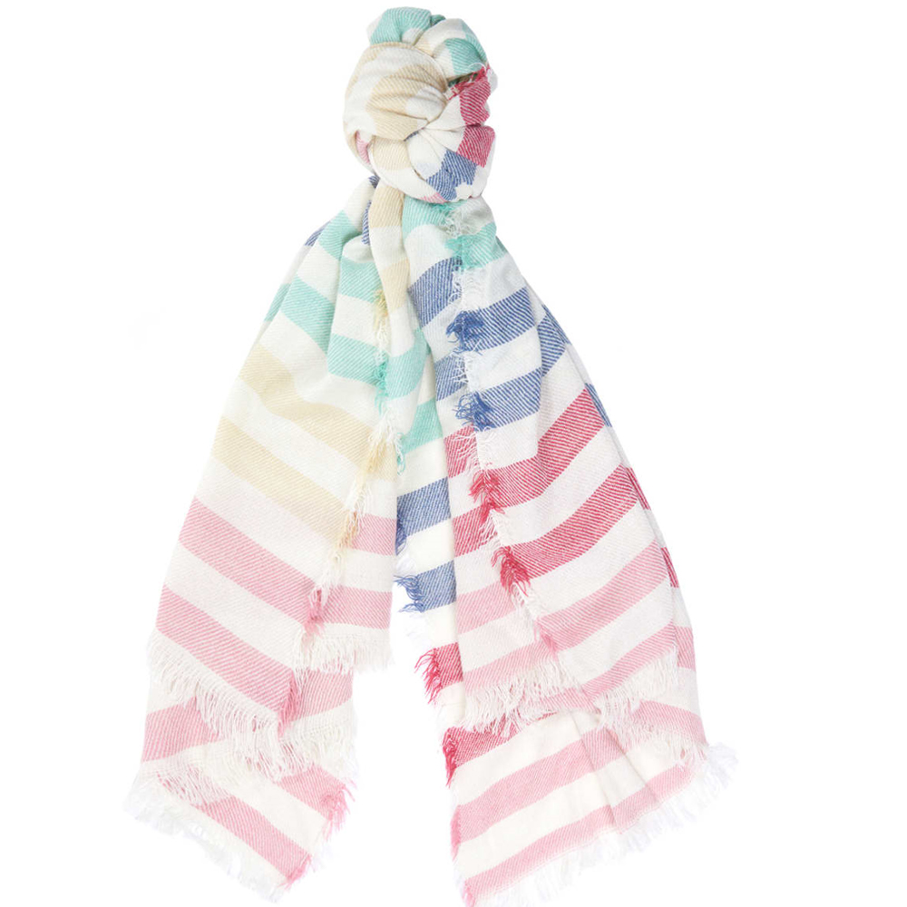 Barbour Beachfront Rainbow Wrap