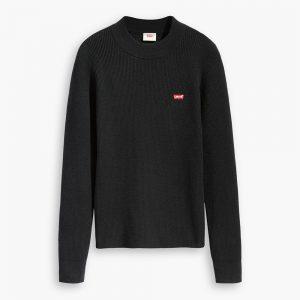 Levi's® Crew Rib Sweater Caviar