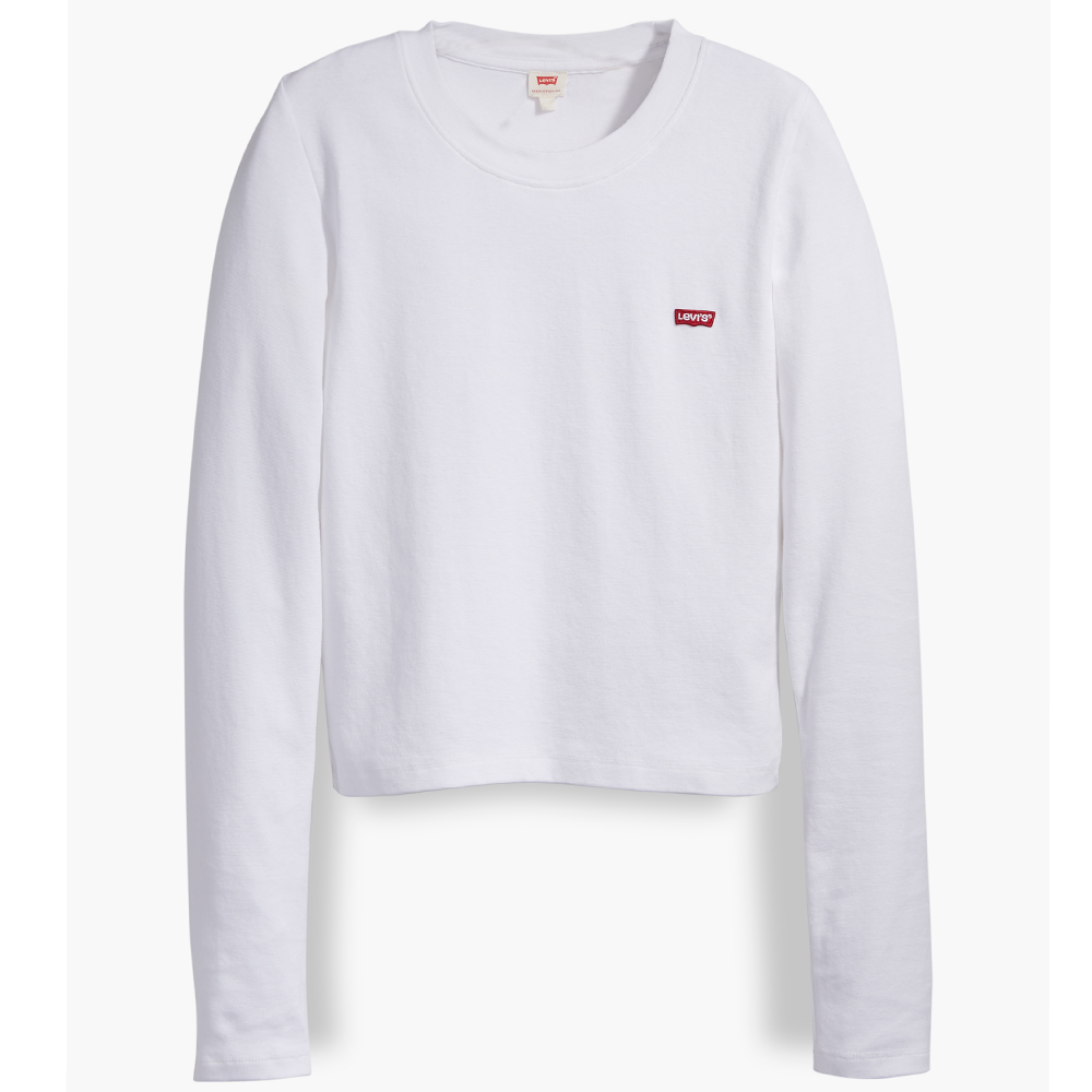 Levi's® Long Sleeved Baby Tee