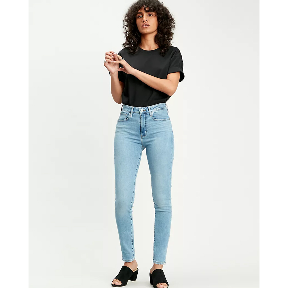 LEVI'S® 721™ High Rise Skinny Have a Nice Day