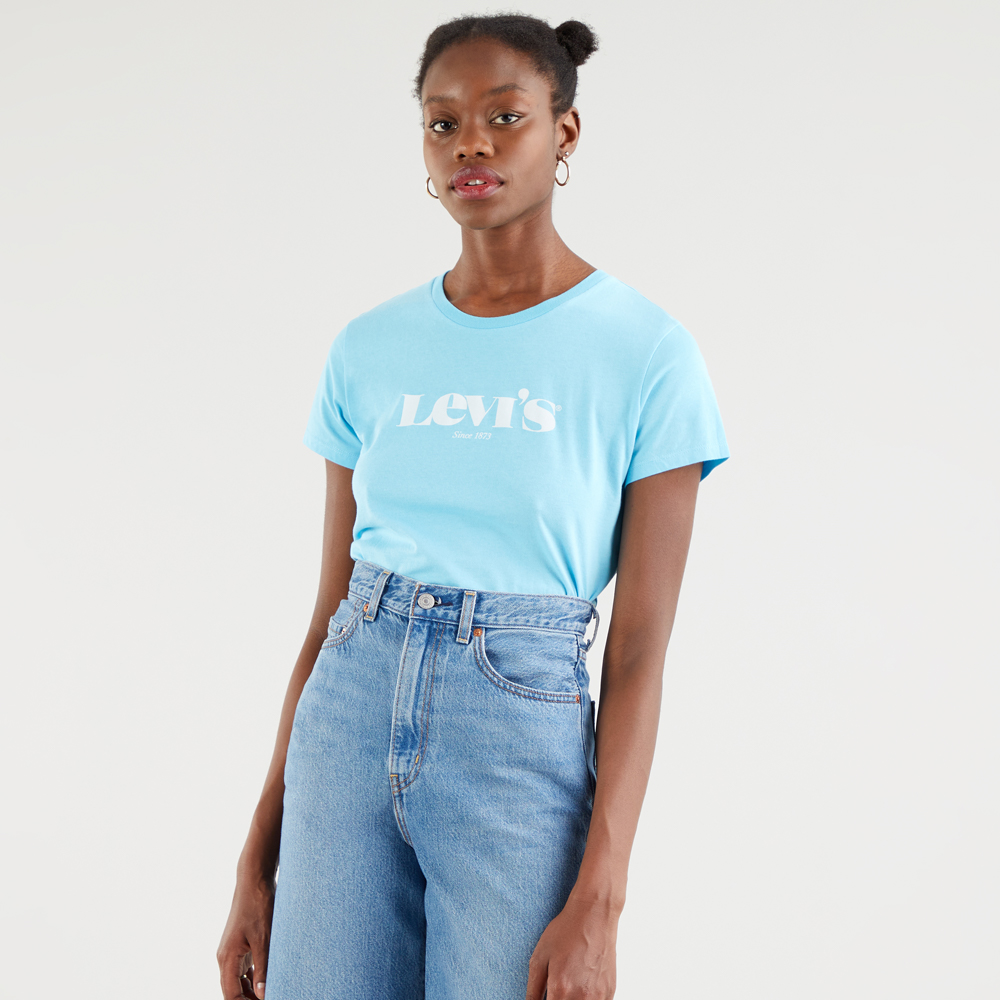 LEVI'S® The Perfect Tee New Logo Topaz