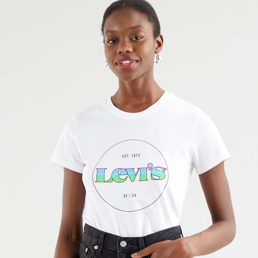Levi's® The Perfect Tee Circle Logo