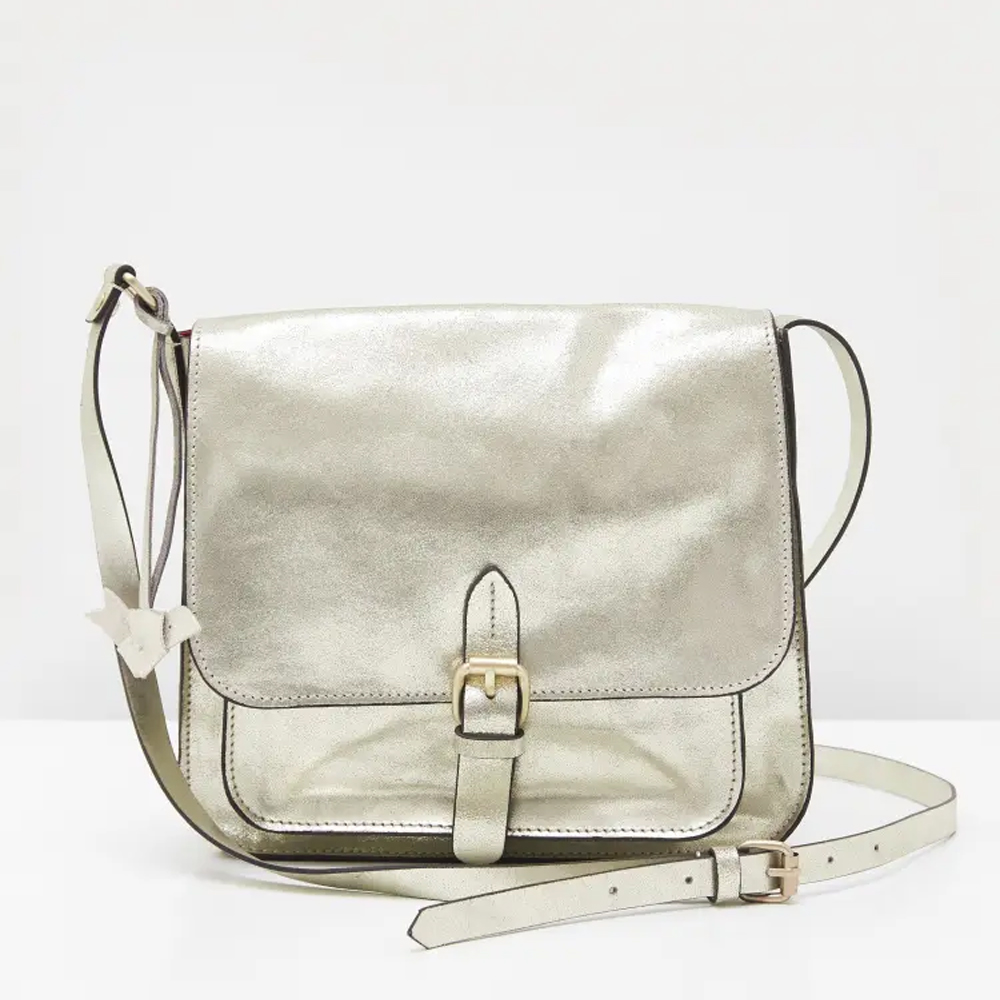White Stuff Emma Leather Crossbody