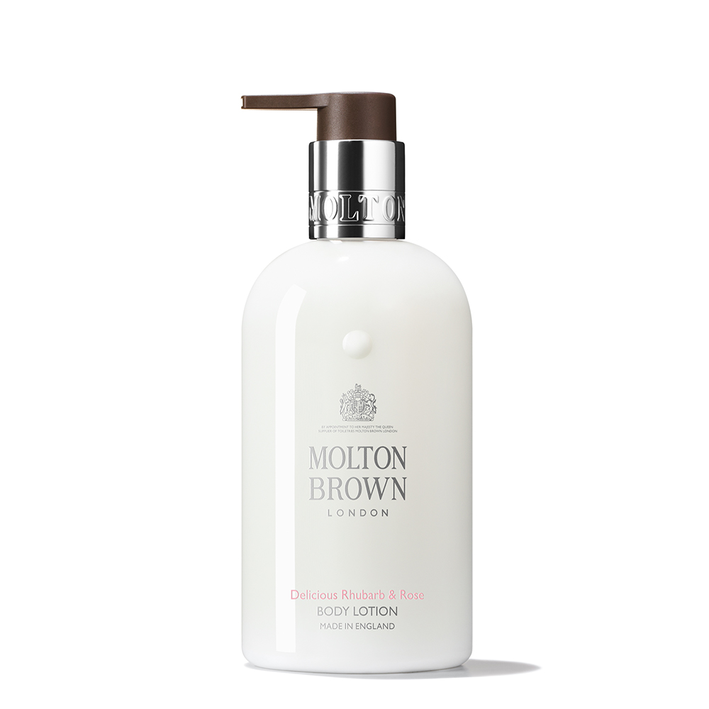 Molton Brown Delicious Rhubarb & Rose Body Lotion