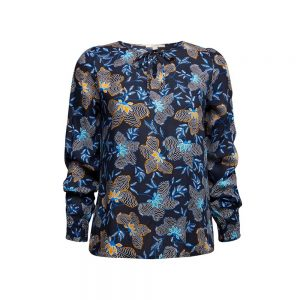 Esprit Blouse Top Made Of LENZING™ ECOVERO™