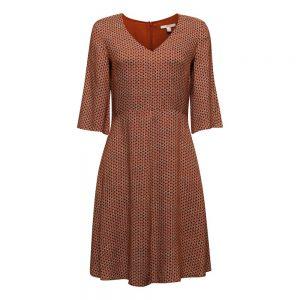 Esprit LENZING™ ECOVERO™ Printed Dress