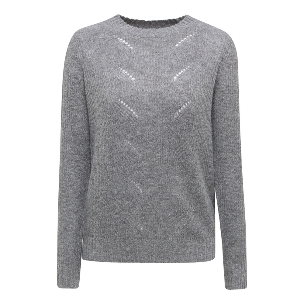 Esprit Pointelle Jumper With Wool