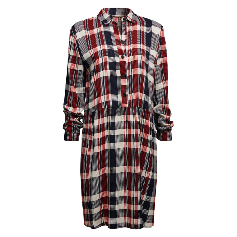 Esprit Shirt Dress Made Of LENZING™ ECOVERO™
