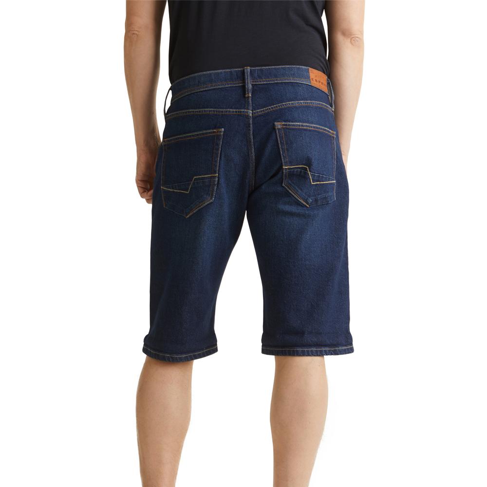 Esprit Denim shorts with organic cotton