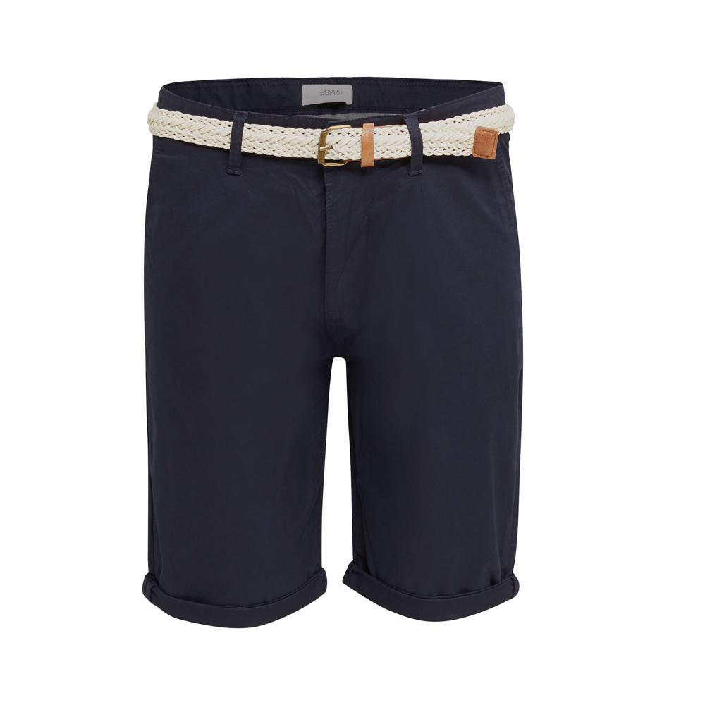 Esprit Shorts with organic cotton