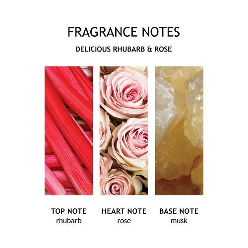 Molton Brown Delicious Rhubarb & Rose Fine Liquid Hand Wash 300ml