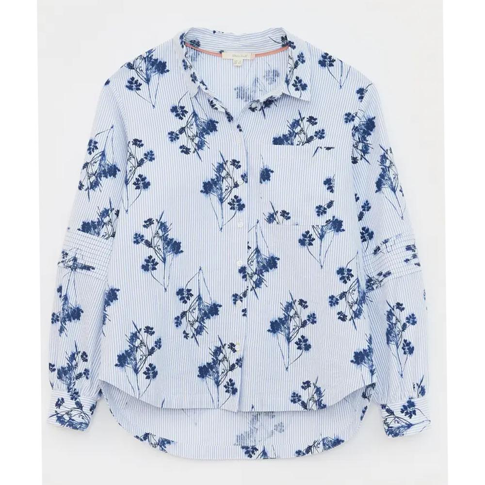 White Stuff Blue Skies Organic Shirt