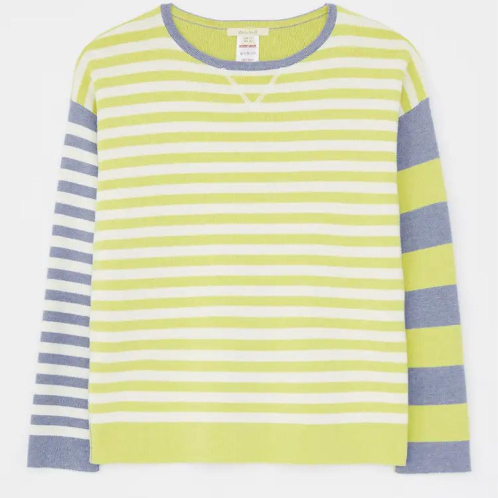White Stuff Reversible Sweater