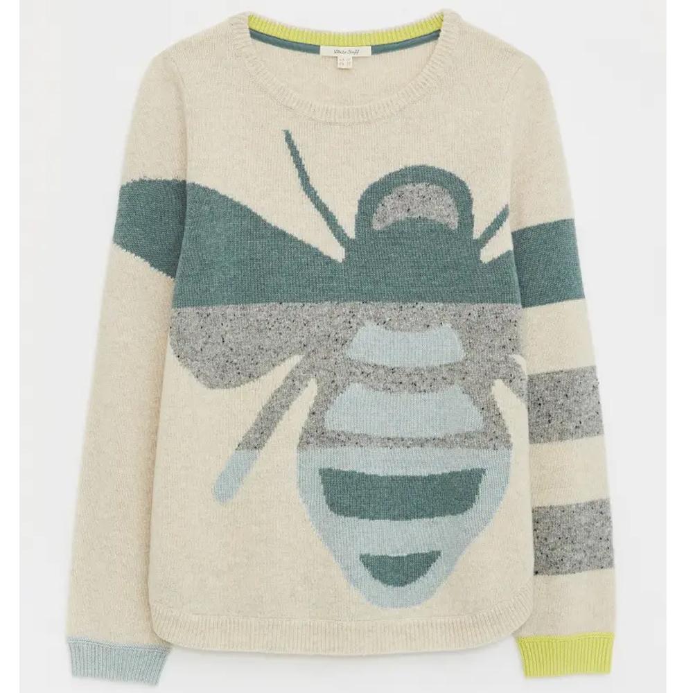 White Stuff Buzzy Bee Jumper