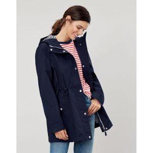 Joules Shoreside Shoreside With Stripe Jersey Lining
