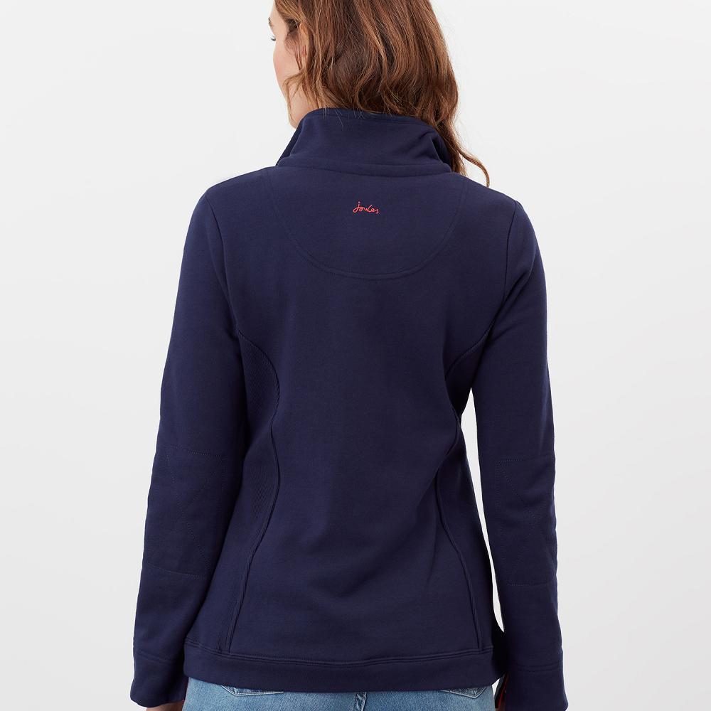 Joules Beachy Funnerl Neck Sweatshirt