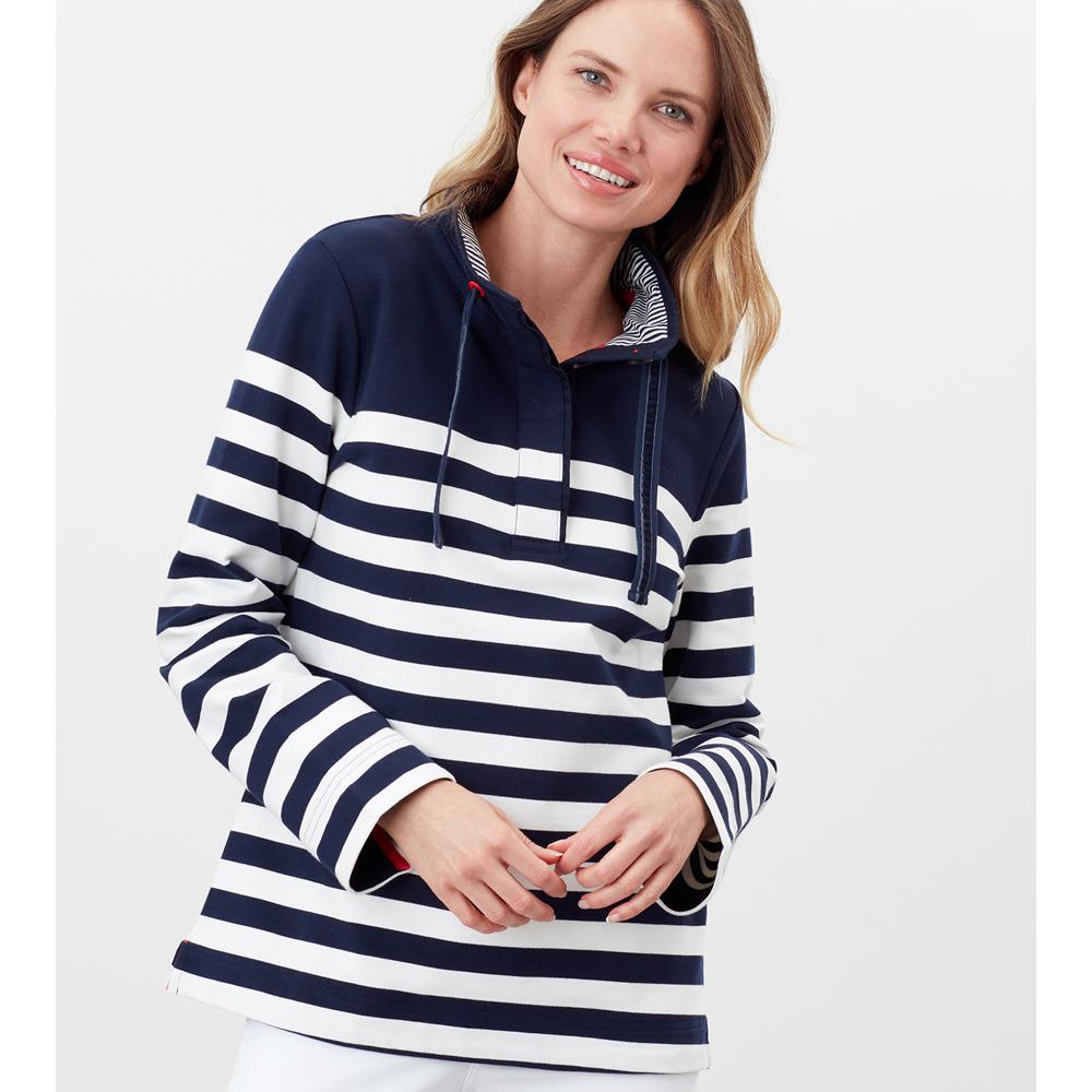 Joules Saunton Funnel Neck Sweatshirt